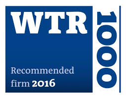 WTR1000_Recommended firm 2016